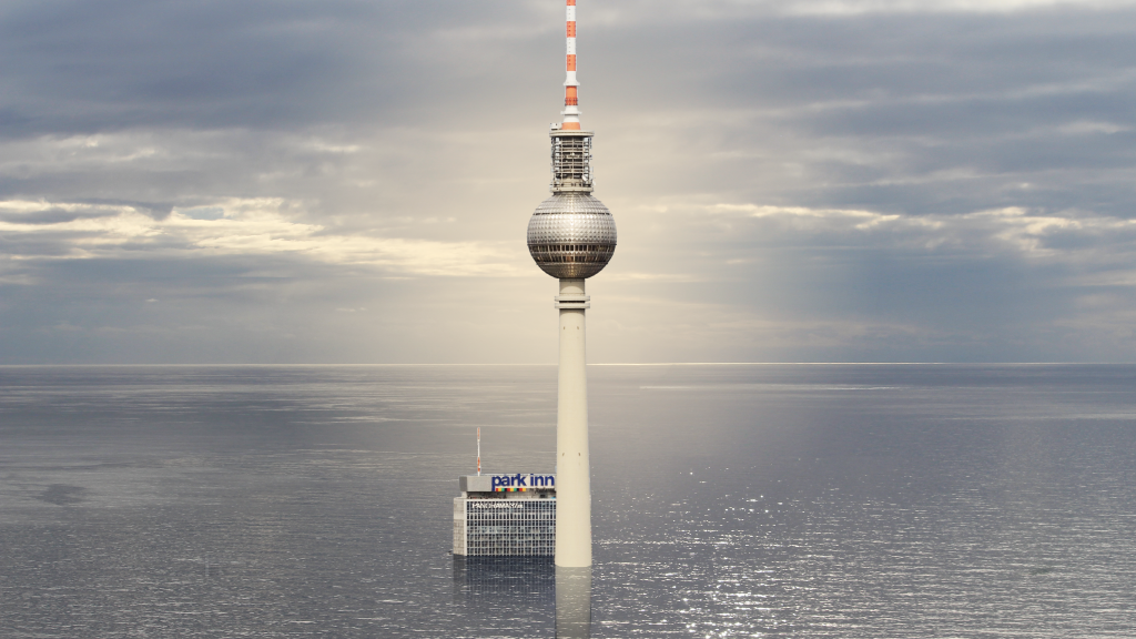 Bald weg: Berlin