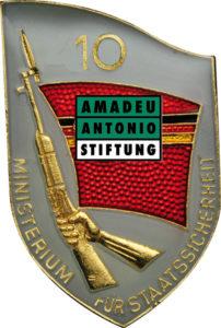 Steht für die Wehrhaftigkeit der Demokratie: die Amadeu Antonio Stiftung