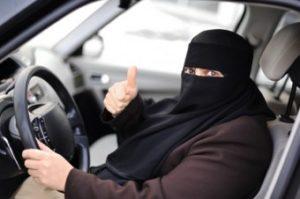 Parkt auch nicht schlechter ein als Deutsche: Fatima H. aus Raqqa in Syrien