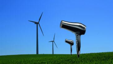 Winderzeugung